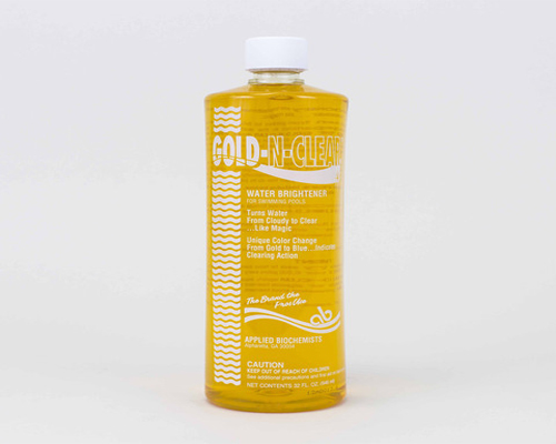 Gold-N-Clear Water Clarifier