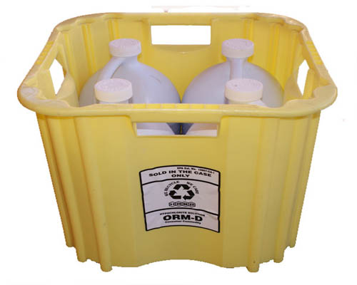 HASA 4x1 Liquid Chlorine Returnable Case