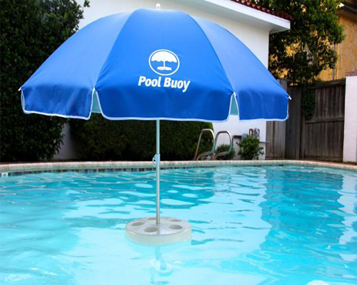Pool Buoy Floating Pool Umbrella