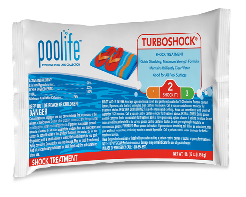 Poolife TurboShock Pool Shock