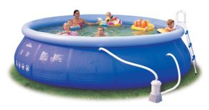 Quick Set Up Pool Best Type of Swimming Pools