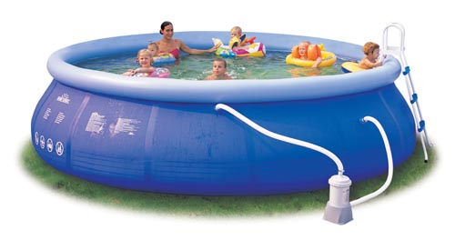 Worst and best type of swimming pools for Quick up pool obi