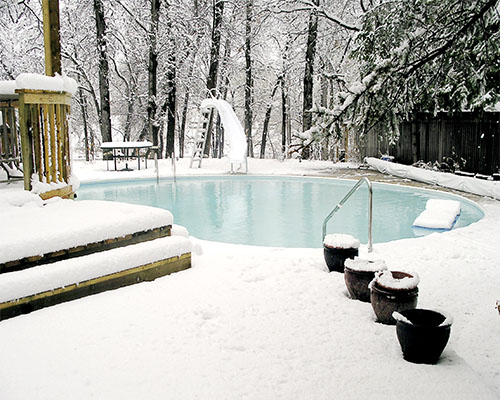 Winterize Your Pool 2