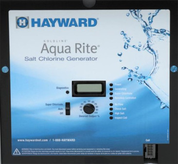Hayward Salt Water Chlorinator Control Box