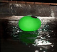 Solar Color Changing Globe Chlorinator Green