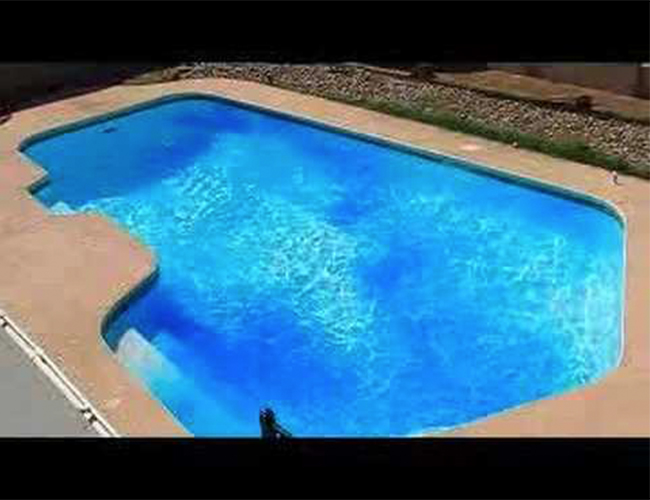 Blue lagoon party pool color additive - Pool and blues ...