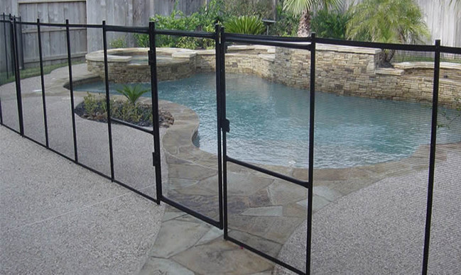 removable mesh pool fence phoenix no drilling tucson