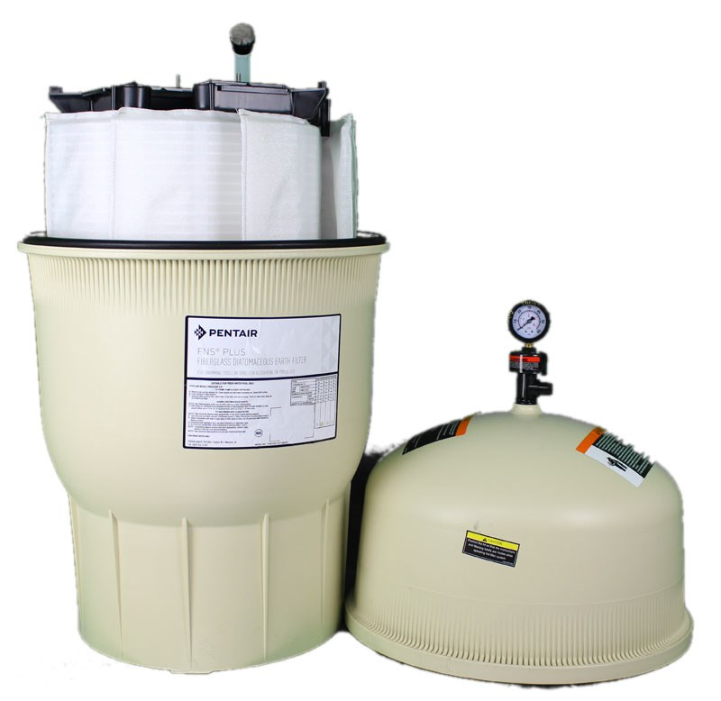 Pentair fnsp48 fns plus de filter for Pentair water filtration
